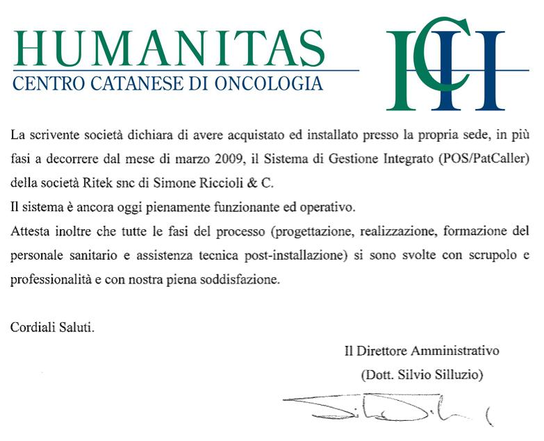Humanitas Centro Catanese di Oncologia