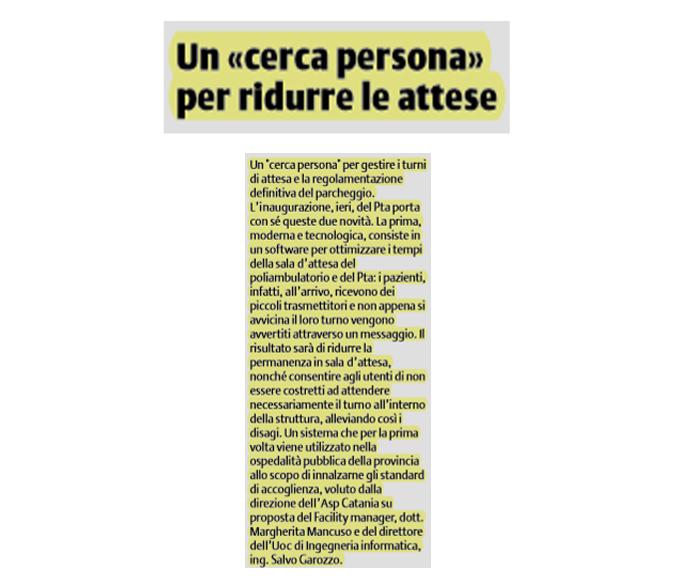 Asp Catania